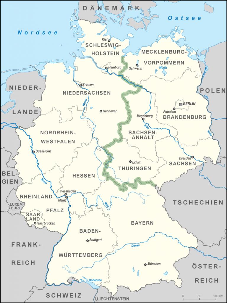 Cinturão Verde da Alemanha