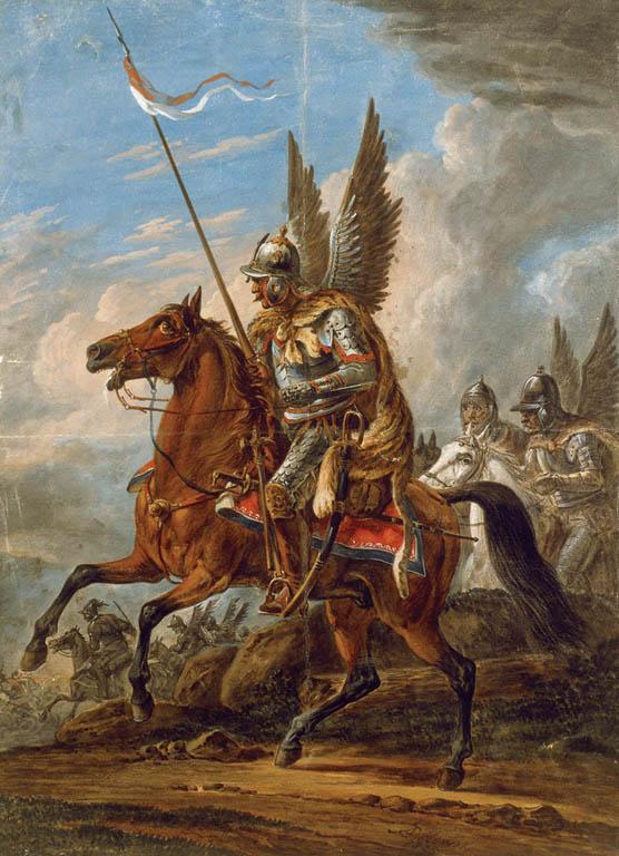 Hussardo polonês